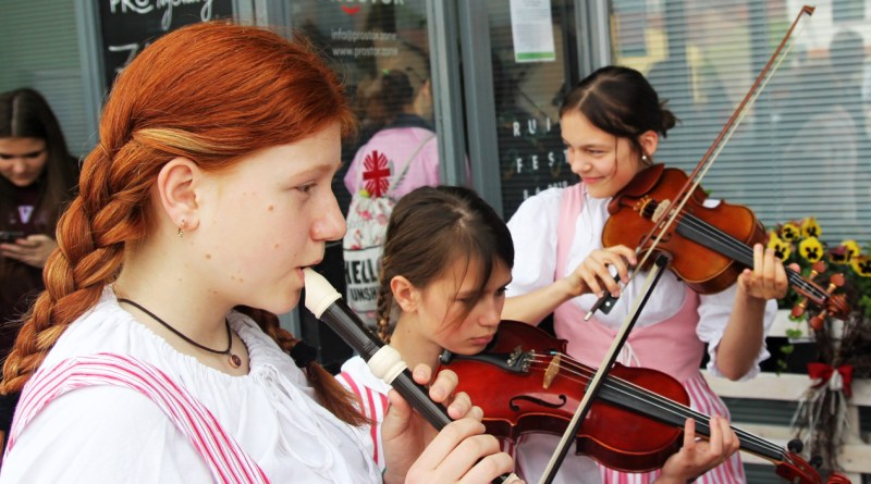Invitation to the 4th Douzelage Young Musicians Competition 2020