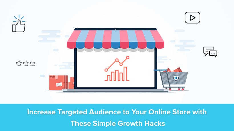 increase traffic to your online store