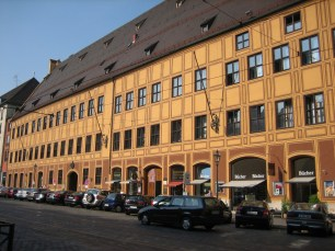 Fuggerhaus - Picture from Wikipedia