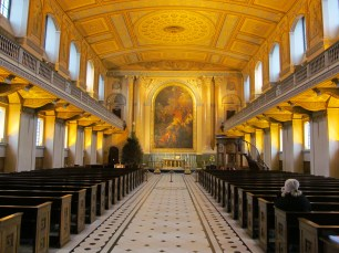 Painted Chapel, Old Naval College