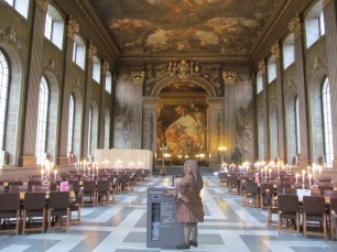 Painted Hall, Old Naval College