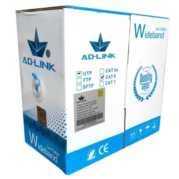 AD-Link CAT6 Ethernet Cable