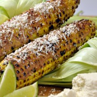 Cocoa-Spiced Grilled Corn