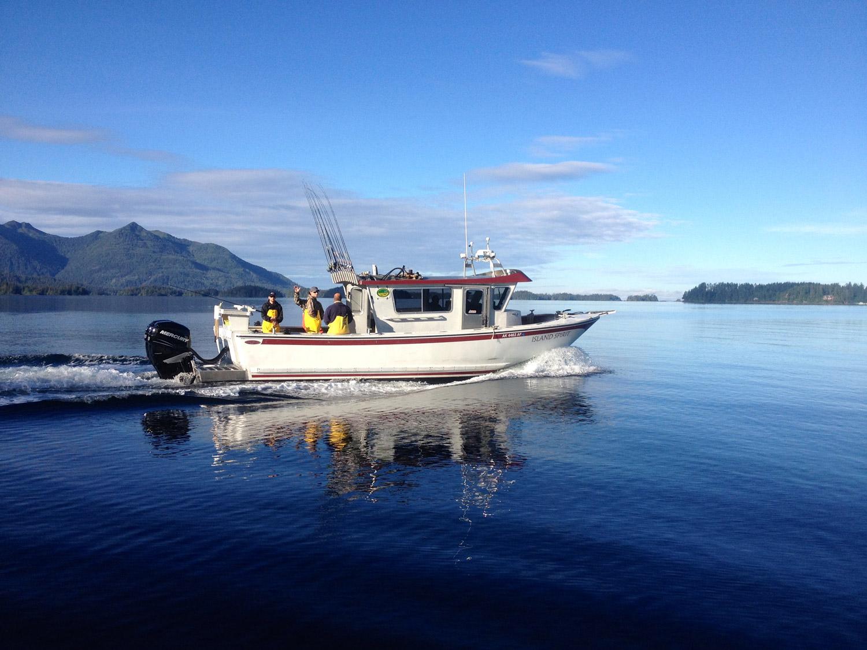 Alaska Salmon Fishing Alaska Halibut Fishing Sitka