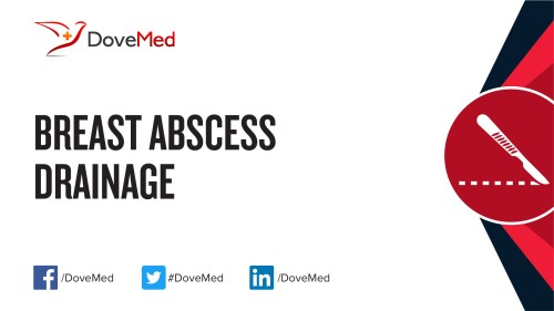 small resolution of breast abscess drainage jpg
