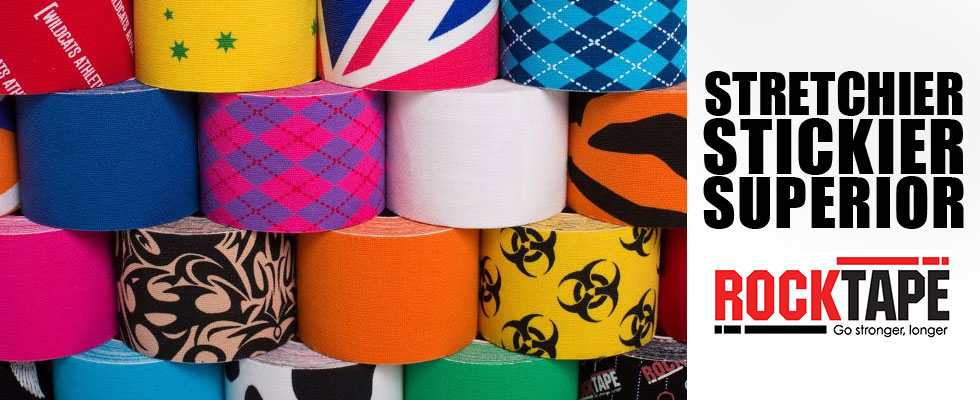 Rock Tape at Body Mechanix Massage