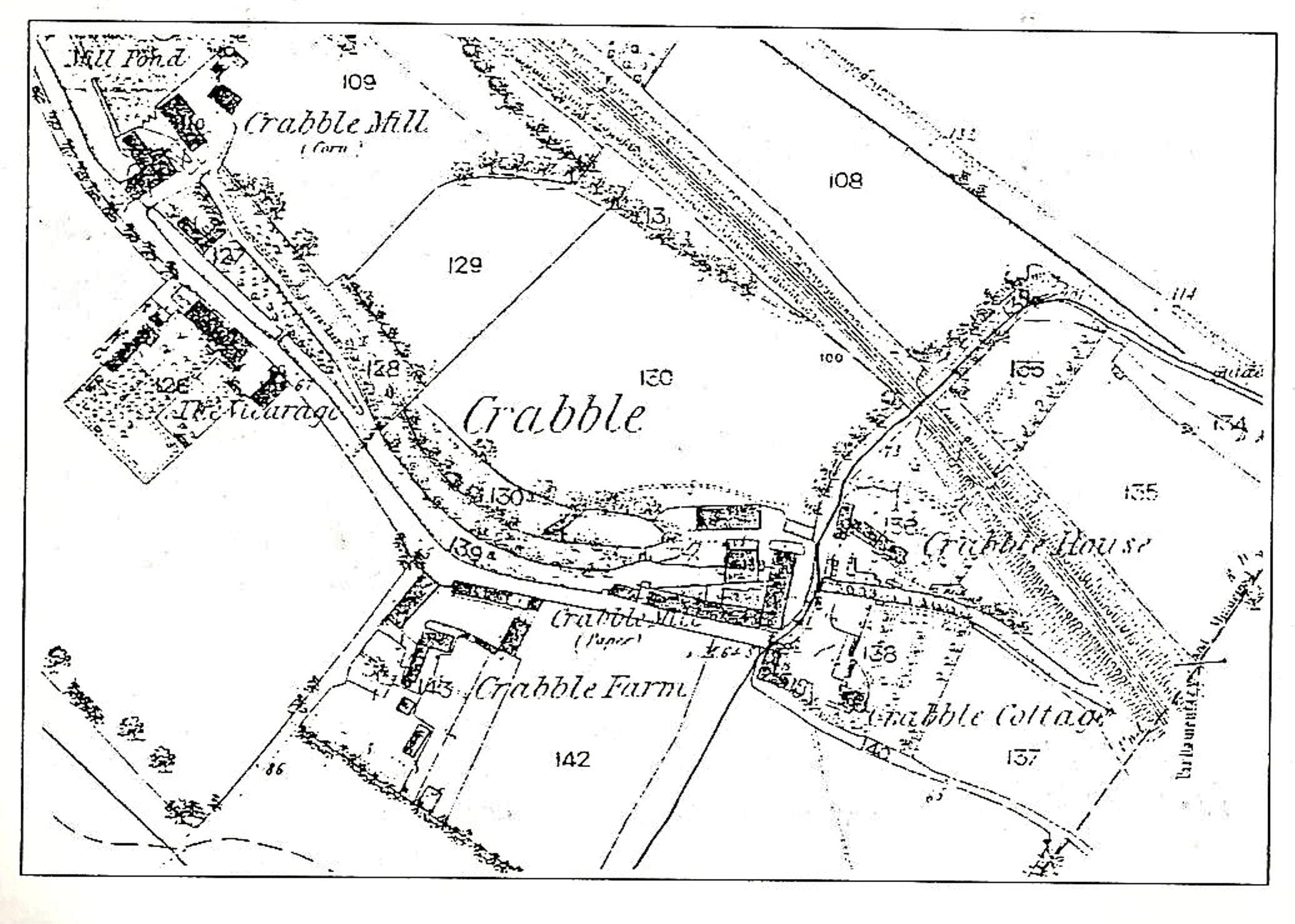 Crabble Tram Accident