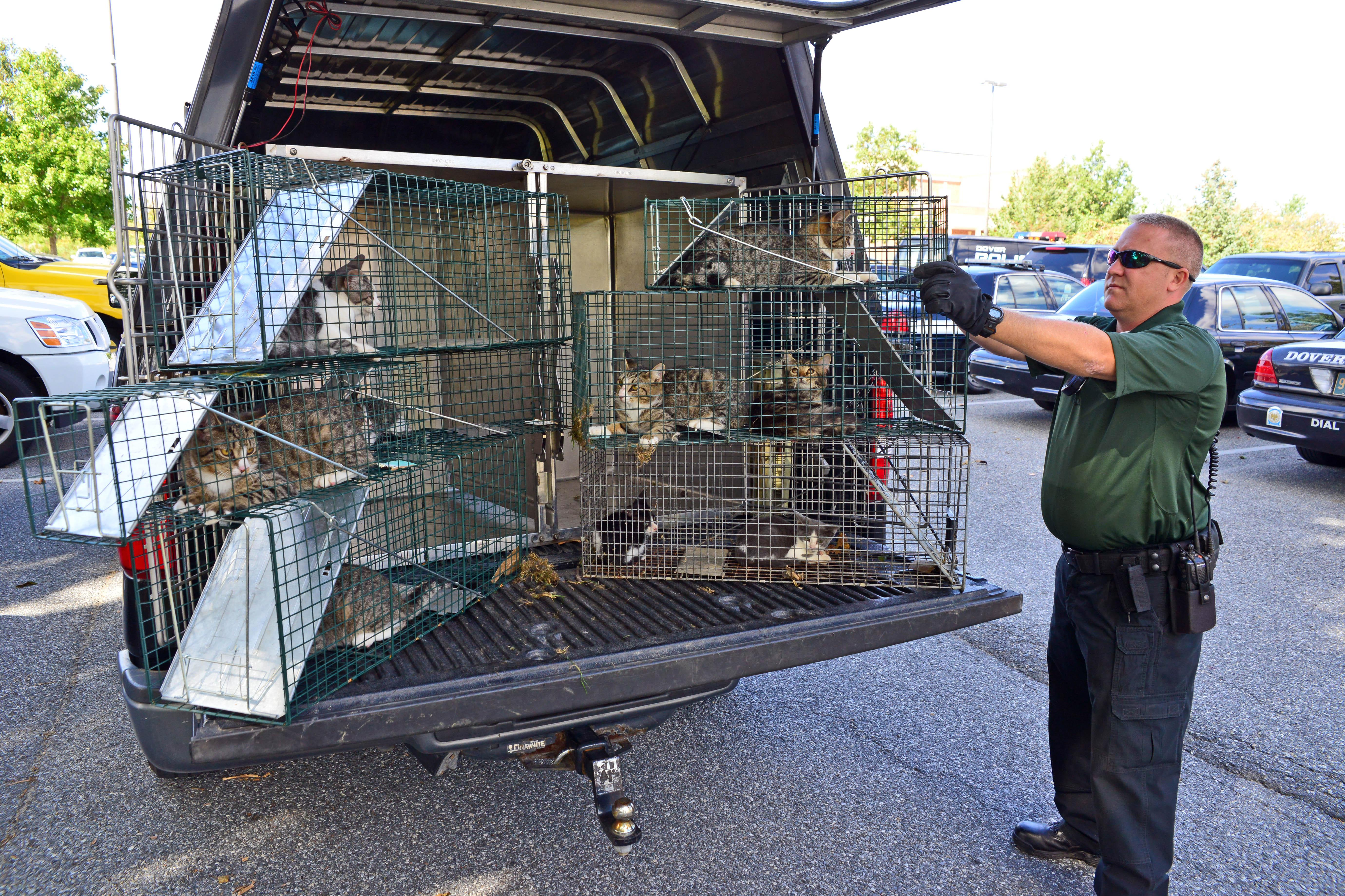 ANIMAL CONTROL City of Dover Police Department
