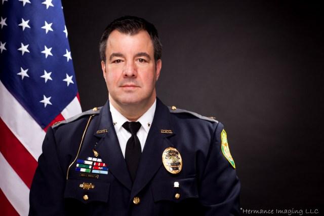 Chief James Hosfelt