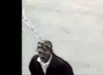 suspect closeup
