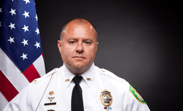Major Paul M. Bernat was named as the City of Dover's 13th Chief of Police. Photo Courtesy of Hermance Imaging ©