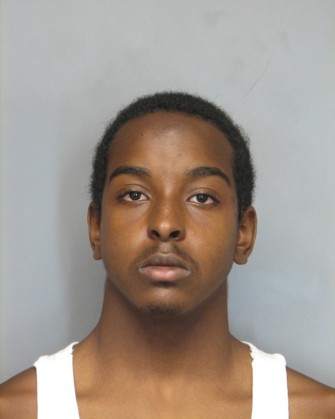 Jiar Johnson Age: 17 Residence: Dover, DE Charges: Robbery 1st Degree Possession of Deadly Weapon During Commission of Felony Possession of Deadly Weapon by Person Prohibited Wearing Disguise During Commission of Felony Conspiracy 2nd Degree Resisting Arrest Bond: $45,000 Secured