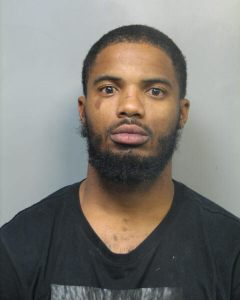 Deangelo Evans Age: 28 Address: 100 Block of Cherry Street Charges: Possession of Firearm by Person Prohibited Possession of Ammunition by Person Prohibited Released on $6,000 Unsecured Bond