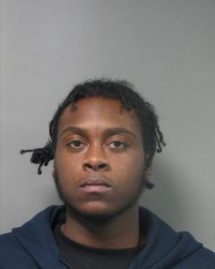 Darren Tolson Age: 21 Address: Homeless Bond: $80,400 Secured (JTVCC)