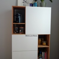 Ikea Hack: Danish Inspired Storage Cabinet