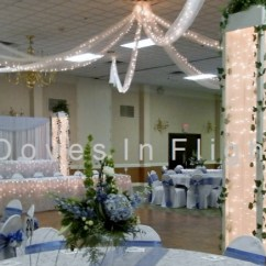 Banquet Hall Chair Covers Patio Glides Of Lansing: Columns And Backdrops