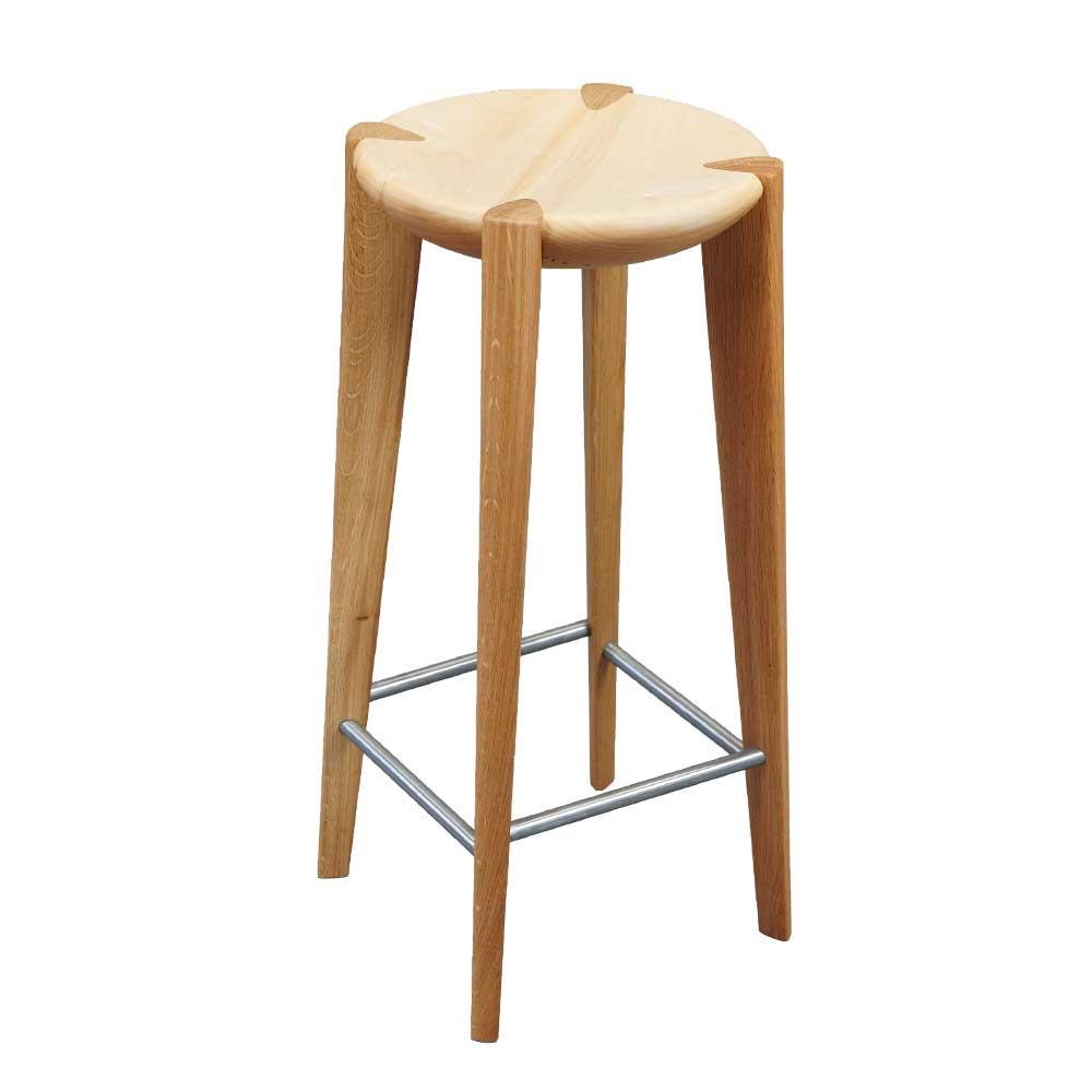 Festoon Kitchen Stool MidCentury stool  Dovetailors