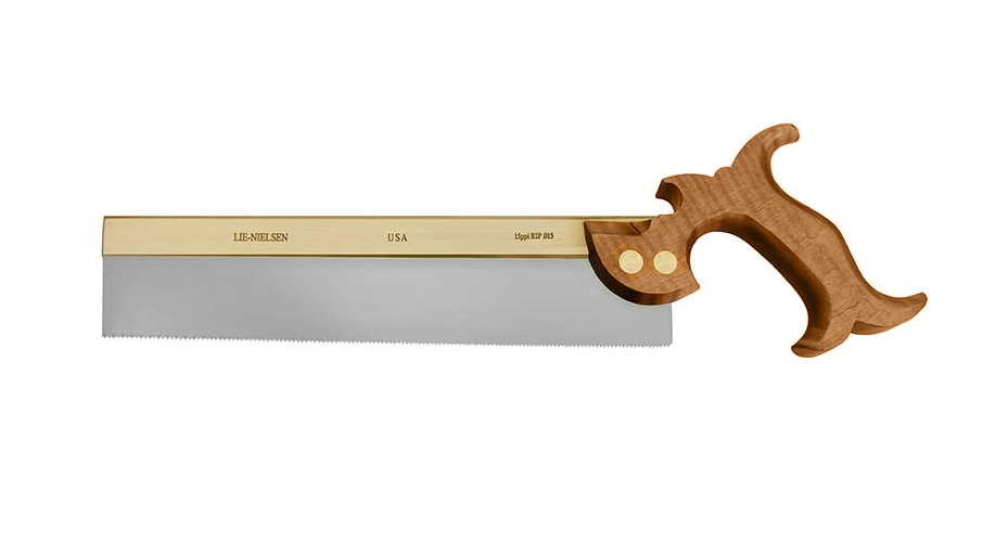 Lie Nielsen Tapered Dovetail Saw 1-SAW-TDS