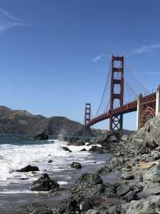 Golden Bridge - San Francisco