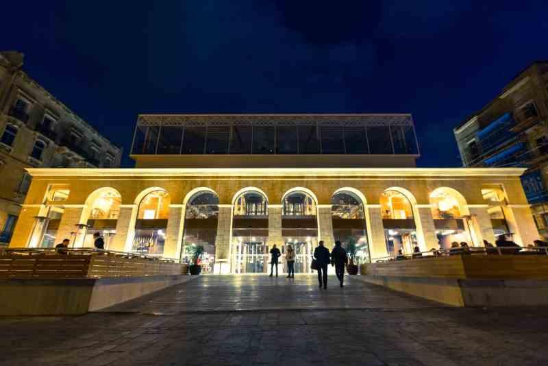 Malta, Valletta 2018 - Is-Suq tal-Belt