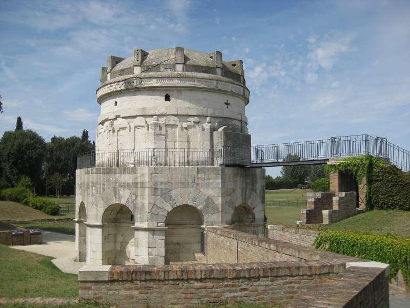 Ravenna - Mausoleo di Teodorico