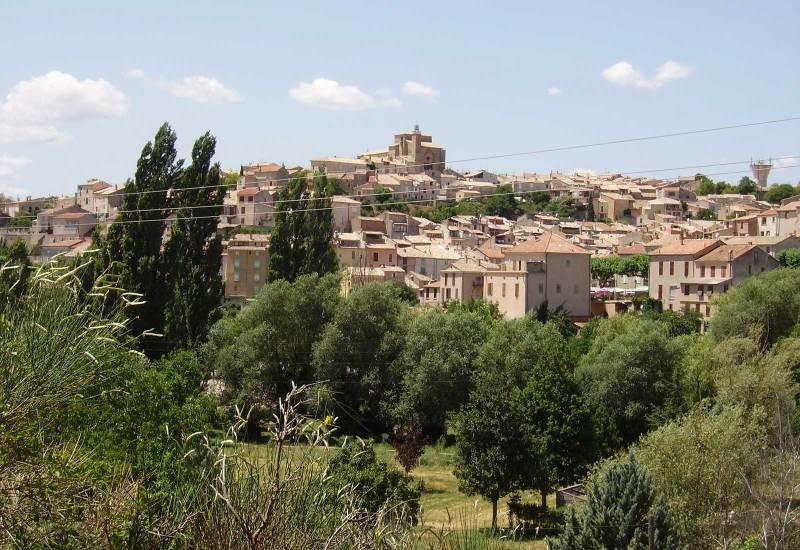 Valensole Village