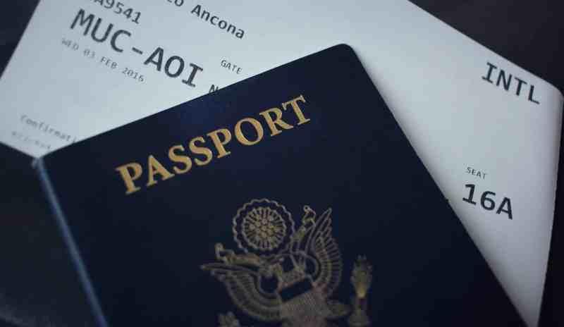West Coast Passport and documents