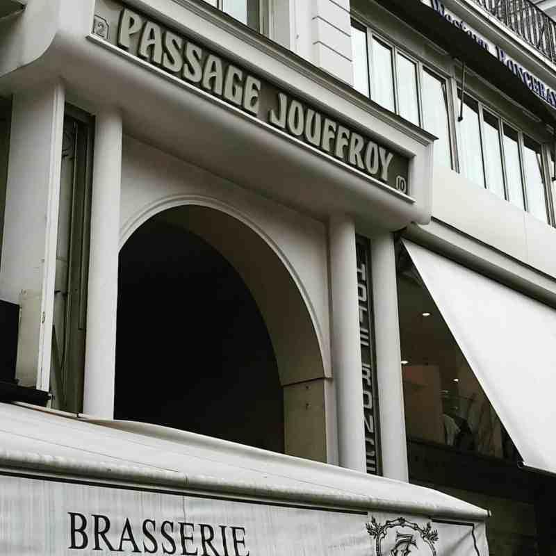 Passages parigini