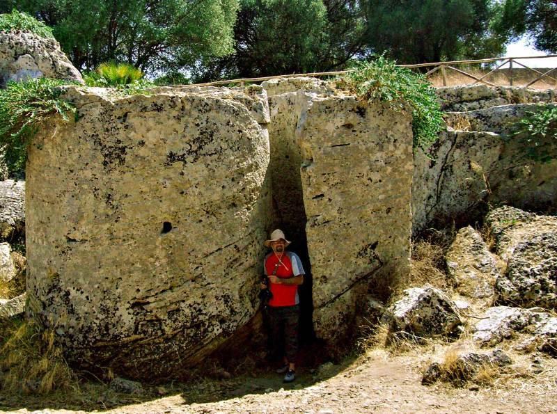 cave di cusa colonna e matrice