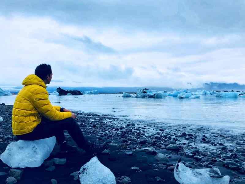 laguna ghiacciata - Islanda