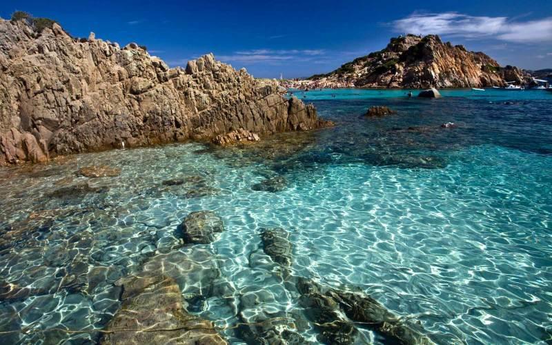La Madalena Sardinia