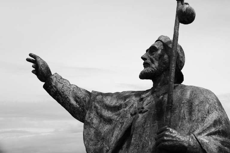 Camino portoghese espiritual