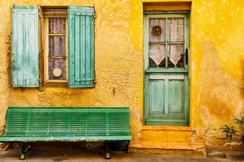 Roussillon Colorado provenzale