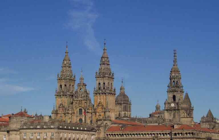 Cammino portoghese per Santiago