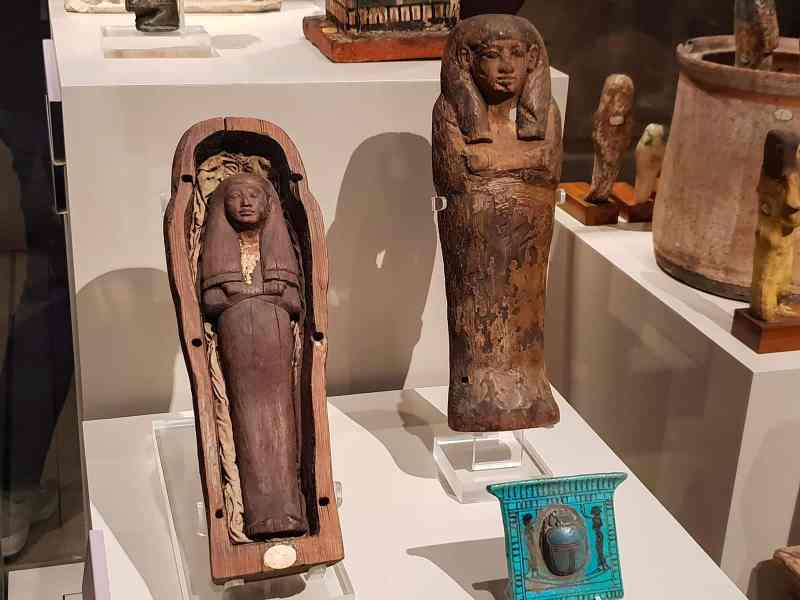 Statua sarcofago torino