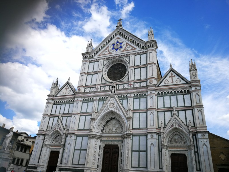 Florence what to see Santa Croce