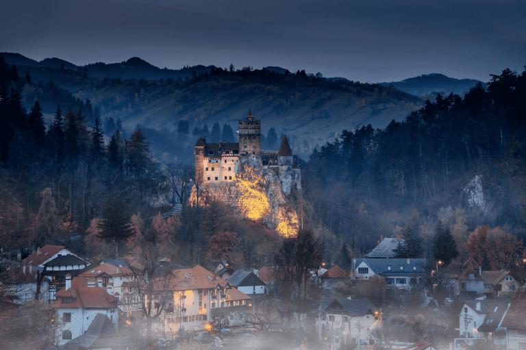 Transilvania - Castello di Bran - Castello di Dracula