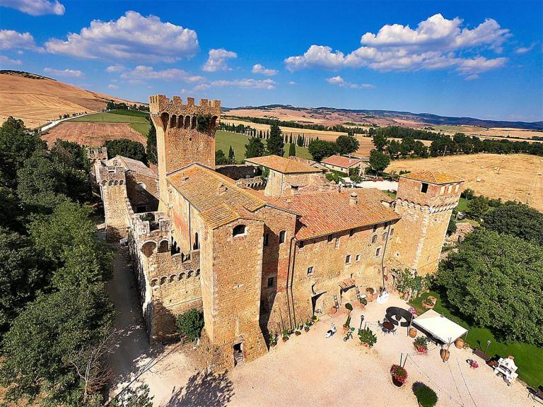 Castello di Spedaletto