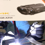 Sony Handycam & TIG Welding