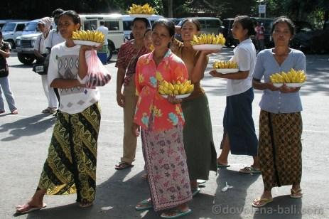 Dostali banány? Bali výlet Ubud