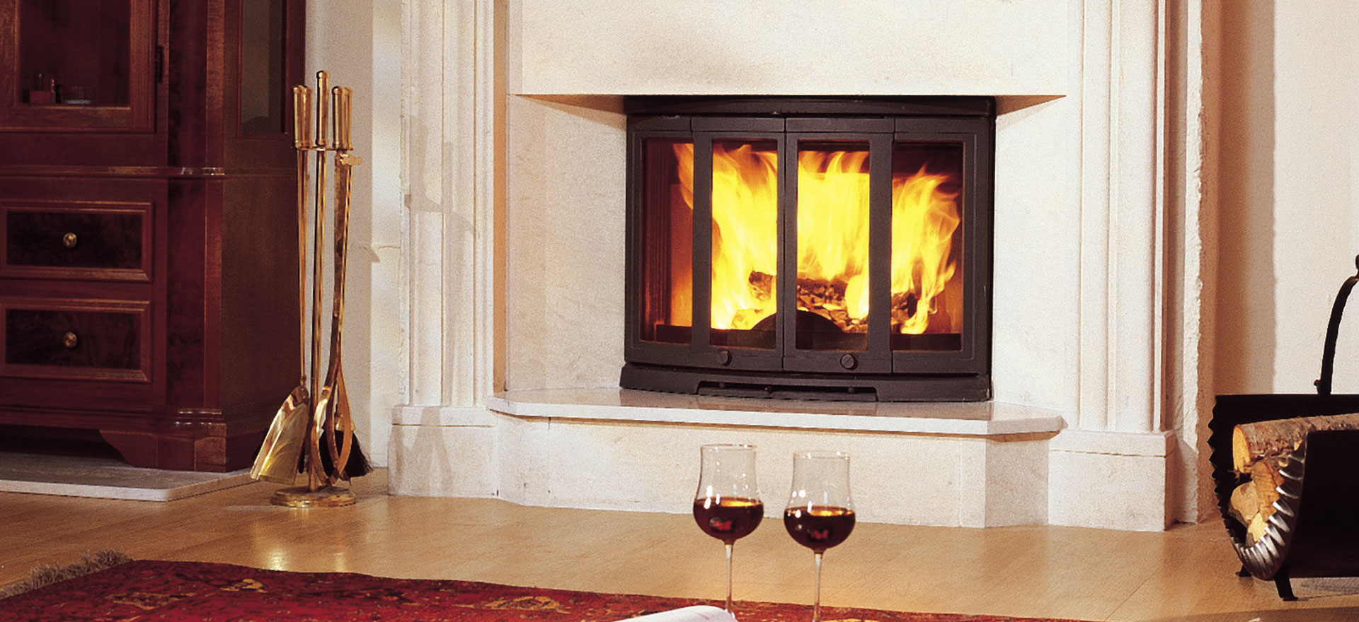 Efficiency Of Gas Fireplaces Dovre 2700 Wood Burning Fireplace