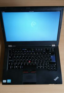 Image of ThinkPad T420: my barrier to minimalist computing.