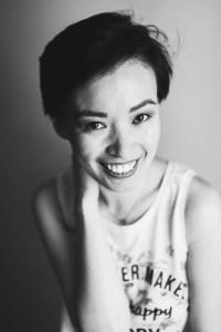 Anna chen life coach portrait