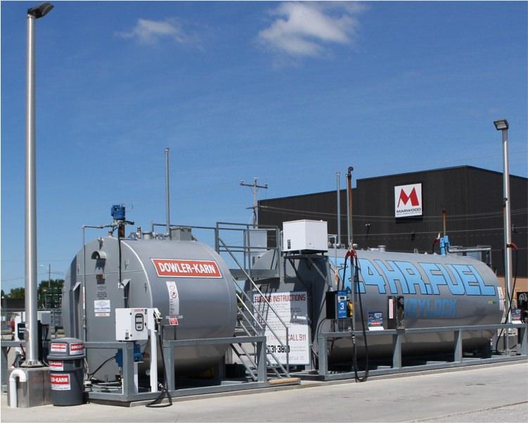 Dowler-Karn Tillsonburg 24-Hour Fuel