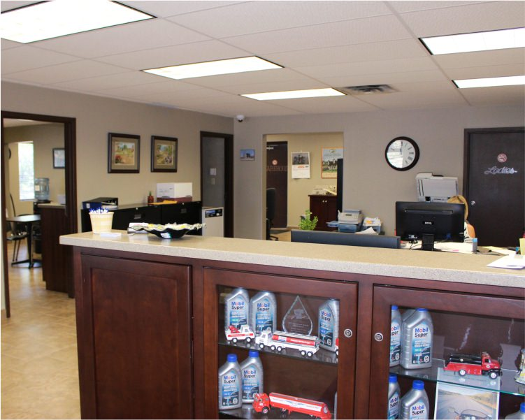 Front Desk Tillsonburg Office