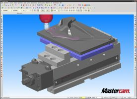Buy MasterCAM X6 with MU1 download for Windows :: DOWN.CD - download service 4 friends