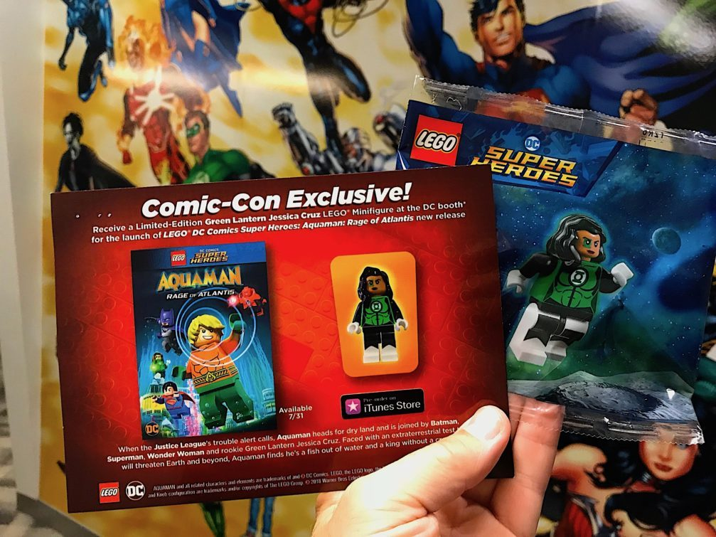 Jessica Cruz LEGO Mini-Fig