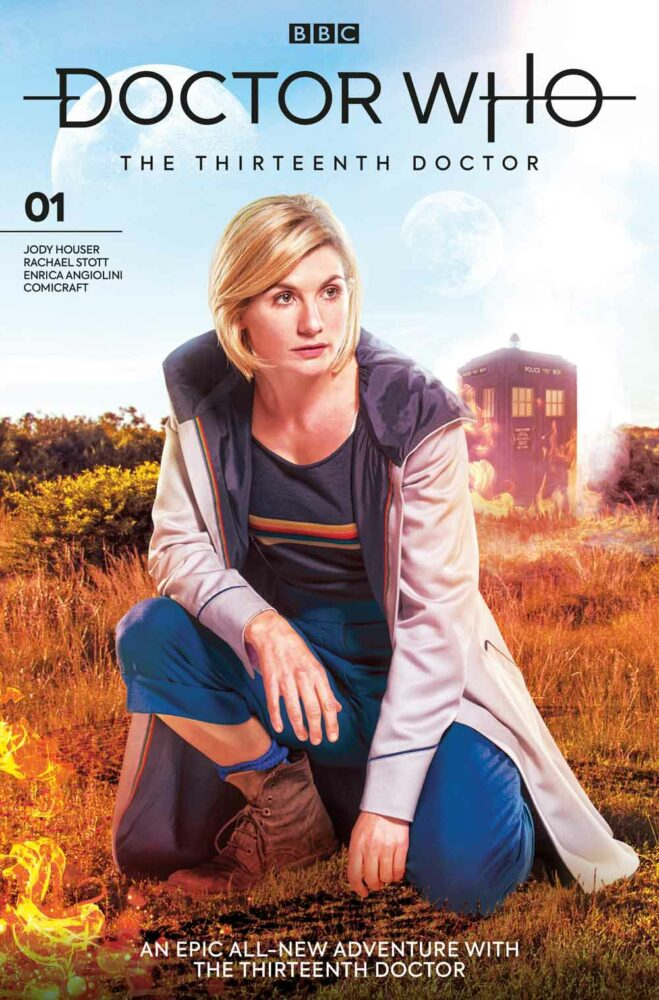 Doctor Who 13th Doctor #1 Photo Variant