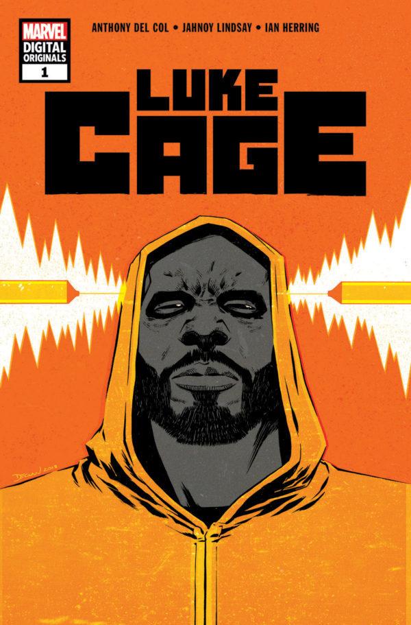 Luke Cage #1 2018