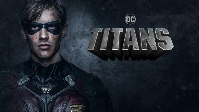 Titans on DC Universe